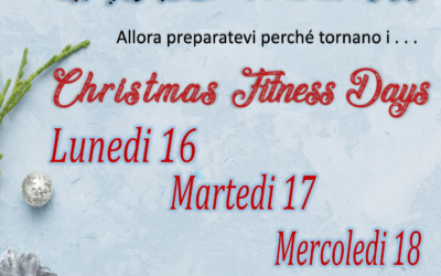 Christmas Fitness Day